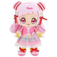 Bandai HUG-tto! Precure Cure Friends Stuffed Plush Doll Yell from Japan F/S #Bandai