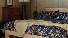 An Oriental print sateen cotton duvet set - with a midnight blue background, the Oriental look pattern of leaves and blossom are cream, rust and mustard. Oriental Print, Some Beautiful Images, Cotton Duvet, Duvet Sets, Blue Backgrounds, Midnight Blue, Bedroom Furniture, Duvet Covers, Comforters