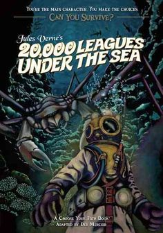 Jules Verne's 20,000 Leagues Under the
