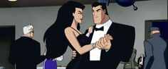 Animated gif uploaded by Sąŋđy 'Oząƙitą-ząŋ. Find images and videos about gif, batman and wonder woman on We Heart It - the app to get lost in what you love. Im Batman, Superman, Justice League Animated, Batman Wonder Woman, Future Love, Dc Movies, Childhood Movies, Bd Comics, Bruce Timm