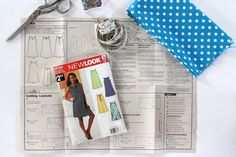 Learn to Sew: How to Read a Sewing Pattern | eHow