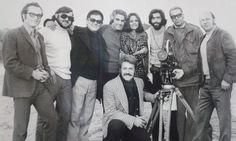 """Ο Γιάννης Πετροπουλάκης μαζί με τους συντελεστές της ταινίας """"ΨΥΧΗ ΚΑΙ ΣΑΡΚΑ"""""""