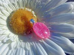 Druzy pendant, Drusy Pendant, Hot Pink Druzy Pendant, Sparkly Pink Jewelry, Druzy Agate Pendant, Bright Pink Druzy Pendant