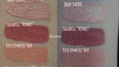 ColourPop Flitter comparisons