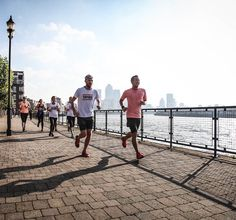 @the_tribe_way will be at our Canary Wharf Club today discussing their running community and giving training advice and tips you'll find them on the gym floor from lunch time. Our next TRIBE Tempo Run is also taking place today from our Canary Wharf club there are still places to join in please meet us at reception at 6:30pm  #thirdspace #marathon #marathontraining #running #runningclub #canarywharf by thirdspacelondon