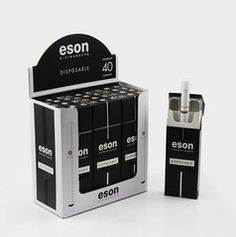 Disposable Electronic Cigarettes - Wholesale Pricing: Wholesale disposable electronic cigarettes available to Resellers. Buy in bulk from www.CanCigs.ca Comes with FREE display box.