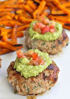 These Jalapeño Turkey Burgers are easy to make Source: www.theorganickitchen.org