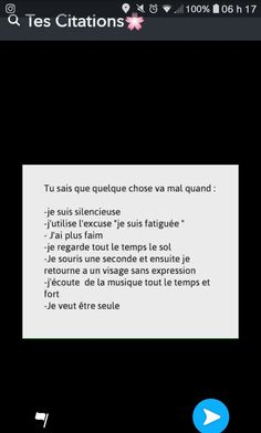 Some Quotes, Best Quotes, Realist Quotes, Sad Texts, Pretty Quotes, French Quotes, Bad Mood, Sad Love, How I Feel