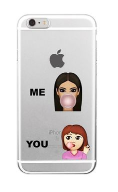 Aliexpress.com : Buy Kimoji Kim Kardashian kanye west north kylie jenner Soft TPU Phone Case Cover Coque For iPhone 7Plus 7 6 6S 5 5S SE 5C 4 4S from Reliable case school suppliers on World Design Phone Accessories