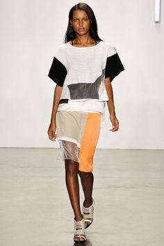 Helmut Lang Spring 2013 Ready-to-Wear Collection Slideshow on Style.com