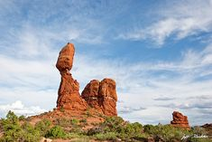 Balanced and Ham Rocks by Jeff Goulden Moab Utah, Utah Usa, Beautiful World, Beautiful Images, Fine Art Photography, Landscape Photography, Balanced Rock, Colorado Plateau, Rock Artists