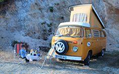Camping car ? Non ! Un Van !
