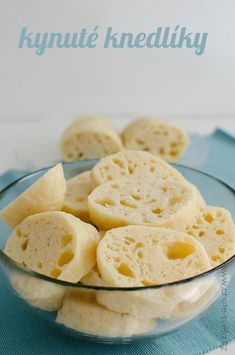 Slovak Recipes, Czech Recipes, Donuts, Dumplings, Natural Health, Side Dishes, Bakery, Easy Meals, Food And Drink