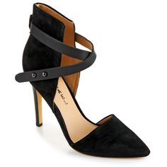MICHAEL Pointy Toe Pump in Black $69.99 (Compare at $139.00) #OBSWishList