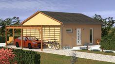 Velmi krásný jednopodlažní dům čtvercového půdorysu s dispozičním řešením 2+kk je ideální volbou nejen pro mladou rodinu, ale i starší pár. Dům je dispozičně perfektně vyřešen a francouzská okna napomáhají propojení domu s okolní zahradou a také do něj propouštějí dostatek denního světla. Tento dům můžete mít již od 3.326,- Kč :) Neplaťe nájemné v bytech ale bydlete v domě od www.goopanpraha.cz :)