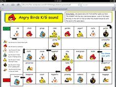 Angry Birds Articulation Games « Jill Kuzma's SLP Social & Emotional Skill Sharing Site