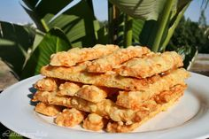 Sweets Cake, Onion Rings, Naan, Rum, Healthy Eating, Chicken, Ethnic Recipes, Food, Cakes
