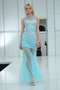 Gorgeous Models in even more Gorgeous Jovani Dresses