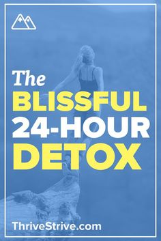 Need to do a quick reset of your body maybe from 5 days of binging on cookies or a night of partying? This 24-hour detox plan will help reset your body so you can get started on a healthy journey again. Get rid of toxins and replenish minerals and nutrients.