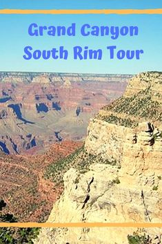 Explore the Grand Canyon South Rim with this epic tour from Vegas.Expert, with a special visit to the National Geographic Visitors Center! Grand Canyon Tours, Grand Canyon South Rim, National Geographic, Vegas, Explore, Travel, Trips, Traveling, Tourism