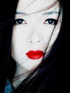 """""""Memoirs of a Geisha"""", photo by Albert Watson"""