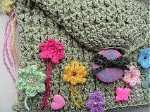 Detské tašky - detská zelená taštička - 4044196_