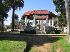 Valparaíso, puerto de mis amores: Plaza de la Conquista Cerro Placeres