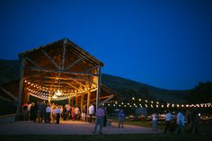 High Star Ranch - barn wedding