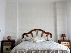 Panel, Bed, Furniture, Home Decor, Brick, Thanks, Yurts, White People, Decoration Home