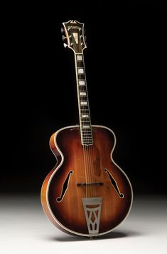 1939 D'Angelico V.A. Special : Lot 252