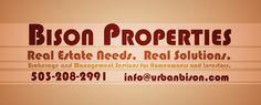 Bison Properties