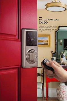 Mechanical Gate Latch With Letter And Number Code Lock