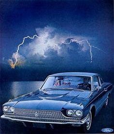 1966 ... Ford thunderbird