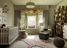 Pacific Heights Transformations - contemporary - kids - san francisco - Jeffers Design Group #laylagrayce #nursery