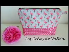 Couture Sewing, Diy Couture, Creation Couture, Cute Diys, Diy Makeup, Toiletry Bag, Diy And Crafts, Coin Purse, Pretty