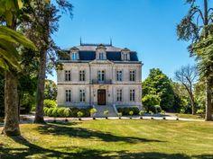 Magnifique château Napoléon III rénové pres de Cognac