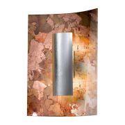 Home24 Angebote EEK A, Wandleuchte Aura Herbst 30 cm - Metall / Glas - Bernstein / Silber - 2-flammig, Hans KöglIhr QuickBerater