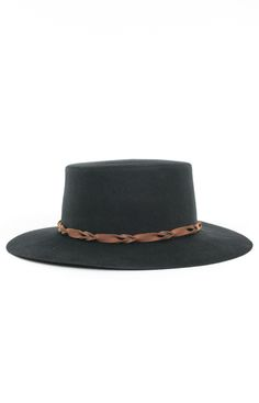 Brixton, Bridger Hat - Black - Brixton - MOOSE Limited