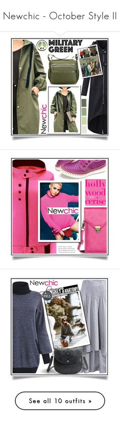 Newchic - October Style II by ewa-naukowicz-wojcik on Polyvore featuring moda, O-Newe, Socofy, JEM, ESPRIT, uroda and halloweencostumes
