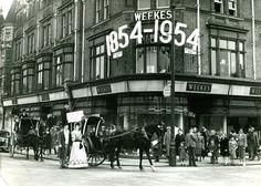 Weekes, Centenery Celebration 1954