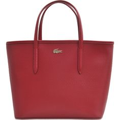 b34c16ca2e2b Lacoste Chantaco Small Shopping Tote (3