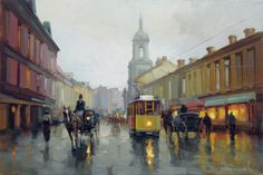 Old Moscow, Alexey Shalaev