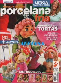 Porcelana Fria Nº 04, Leticia Suarez del Cerro | FreeLibros