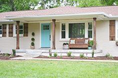 The 4 Changes That Made This Home's Exterior Unrecognizable http://www.popsugar.com/home/DIY-Home-Exterior-Makeover-40287433?utm_campaign=share&utm_medium=d&utm_source=casasugar via @POPSUGARHome