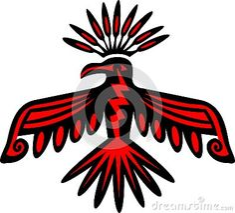 Thunderbird - native american symbol