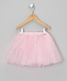 Take a look at this Pink Sparkle Tutu - Toddler & Girls by Story Book Wishes on #zulily today!
