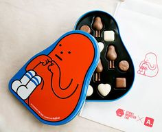 #iliiike: Auction X Sticky Monster Lab Limited Edition Valentine's Day Chocolates