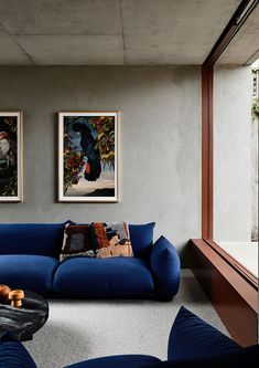 Oak House by Kennedy Nolan - Australian Interior Design Awards Australian Interior Design, Interior Design Awards, Interior Design Inspiration, Residential Interior Design, Residential Architecture, Tree House Interior, Home Interior, Interior Paint, Minimalism Living