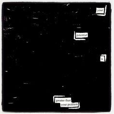 Endless Possibilities: Make Black Out Poetry, Black Out Poetry, Poetry
