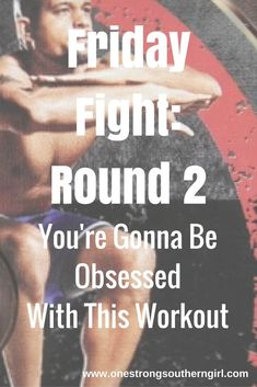 Insanity Max:30 Friday Fight Round 2-You're Gonna Be Obsessed with this Workout-One Strong Southern Girl-Find out why Shaun T describes this routine as 'the hardest workout I've ever made'. It's going to be one of your favorites. Let me tell you why.